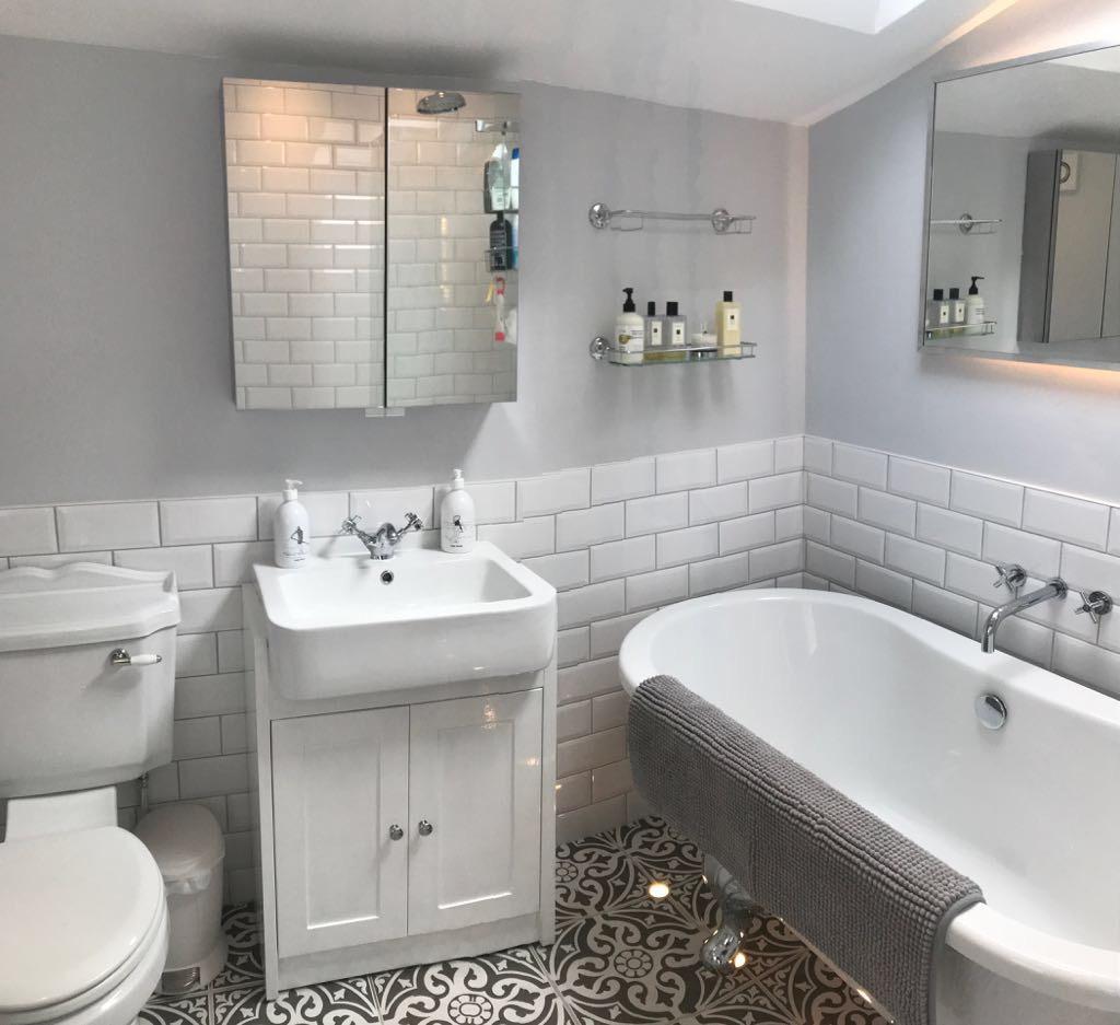 Full Bathroom Refurbishment